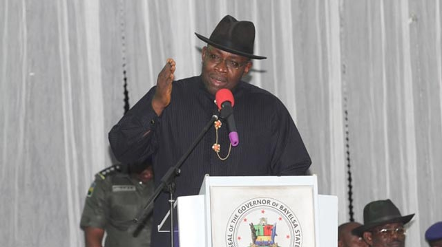 We are all Biafrans, says Bayelsa Governor, Seriake Dickson