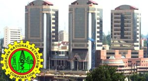 File photo:  NNPC Towers, Abuja