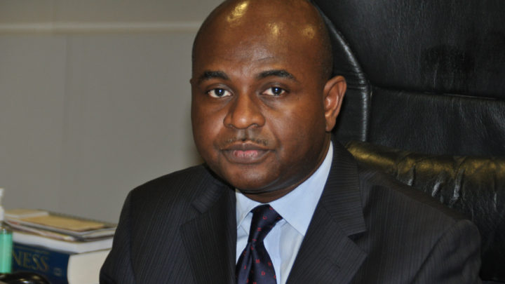 Moghalu on Buhari ban on forex