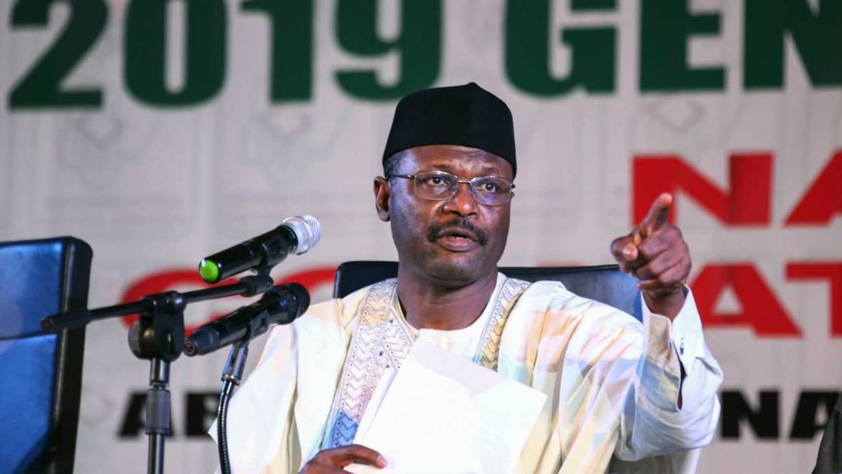 Conspiracy theories, allegations attempting to explain why INEC postponed elections