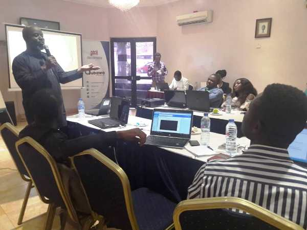 PTCIJ trains 100 Nigerian journalists on fact-checking, investigative reporting