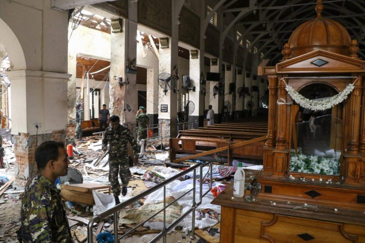 Sri Lanka bomb blasts: At least 138 dead, hundreds injured in churches and hotels