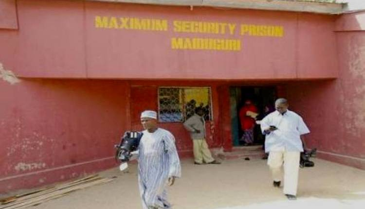 Sexual abuse Maiduguri prison