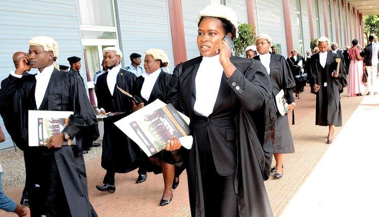 Nigerian Lawyer welfares