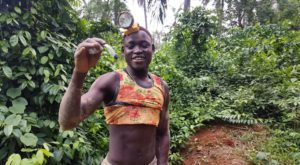 illegal gold mining in Osun state