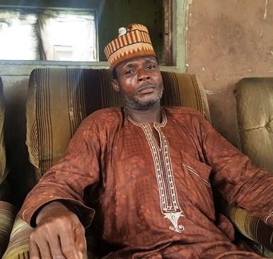 Seriki of Hausa Community in Ifewara Community. Photo Credit: Olugbenga Adanikin, The ICIR