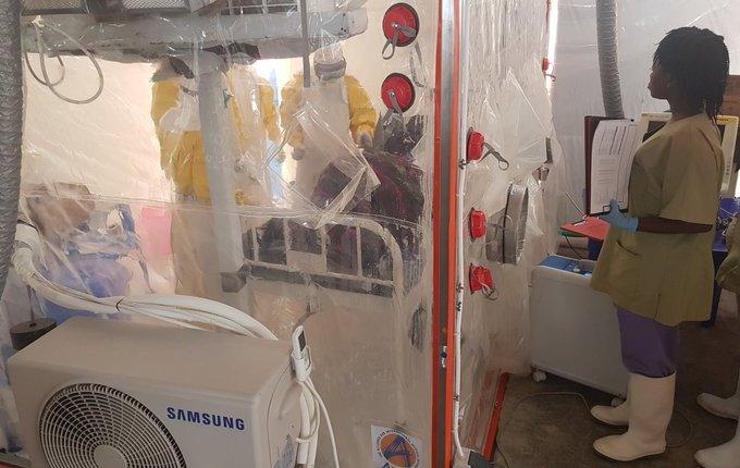 DRC Ebola news