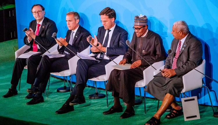 Buhari UN Climate Action Summit
