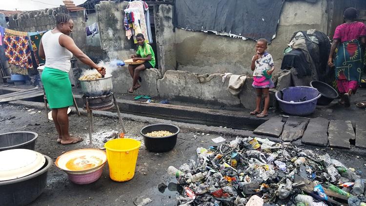 Ilaje-Otumara Lagos Slum