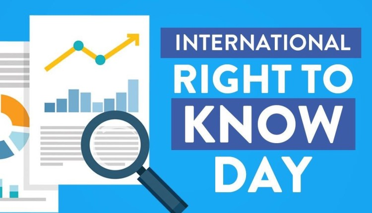 Right to Know Day Nigeria
