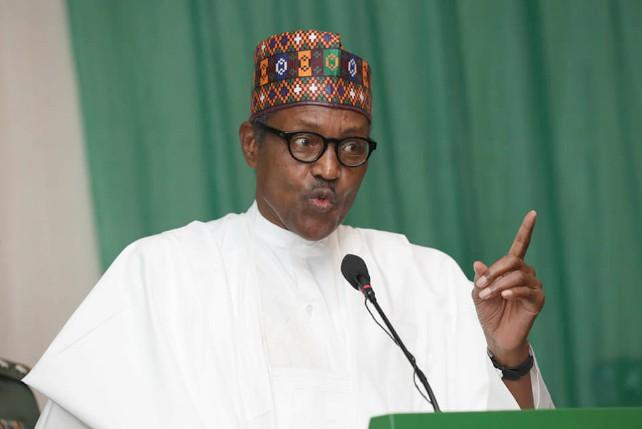 President Muhammadu Buhari. File photo