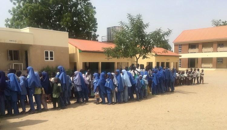 Nigeria's school feeding program