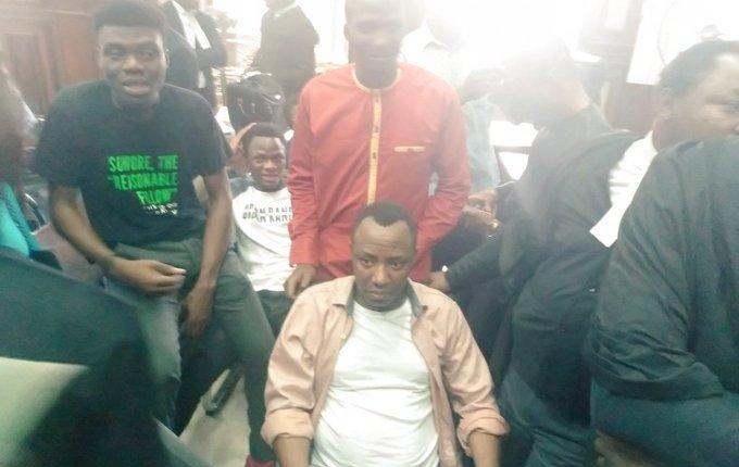Omoyele Sowore DSS