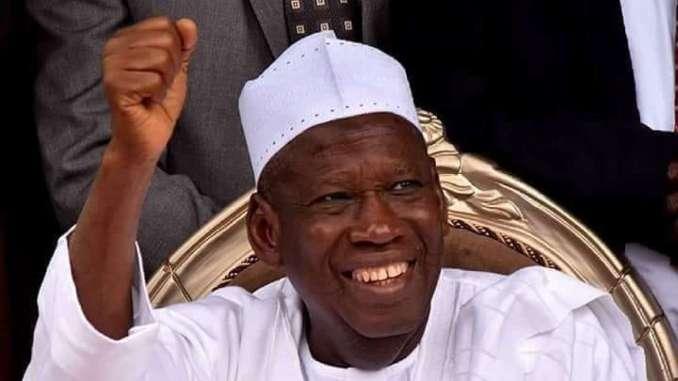 Abdullahi Umar Ganduje