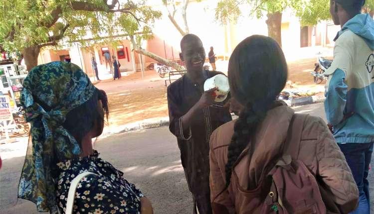 child beggar Usmanu Danfodio University