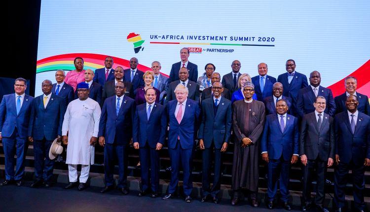 UK-Africa Investment summit 2020