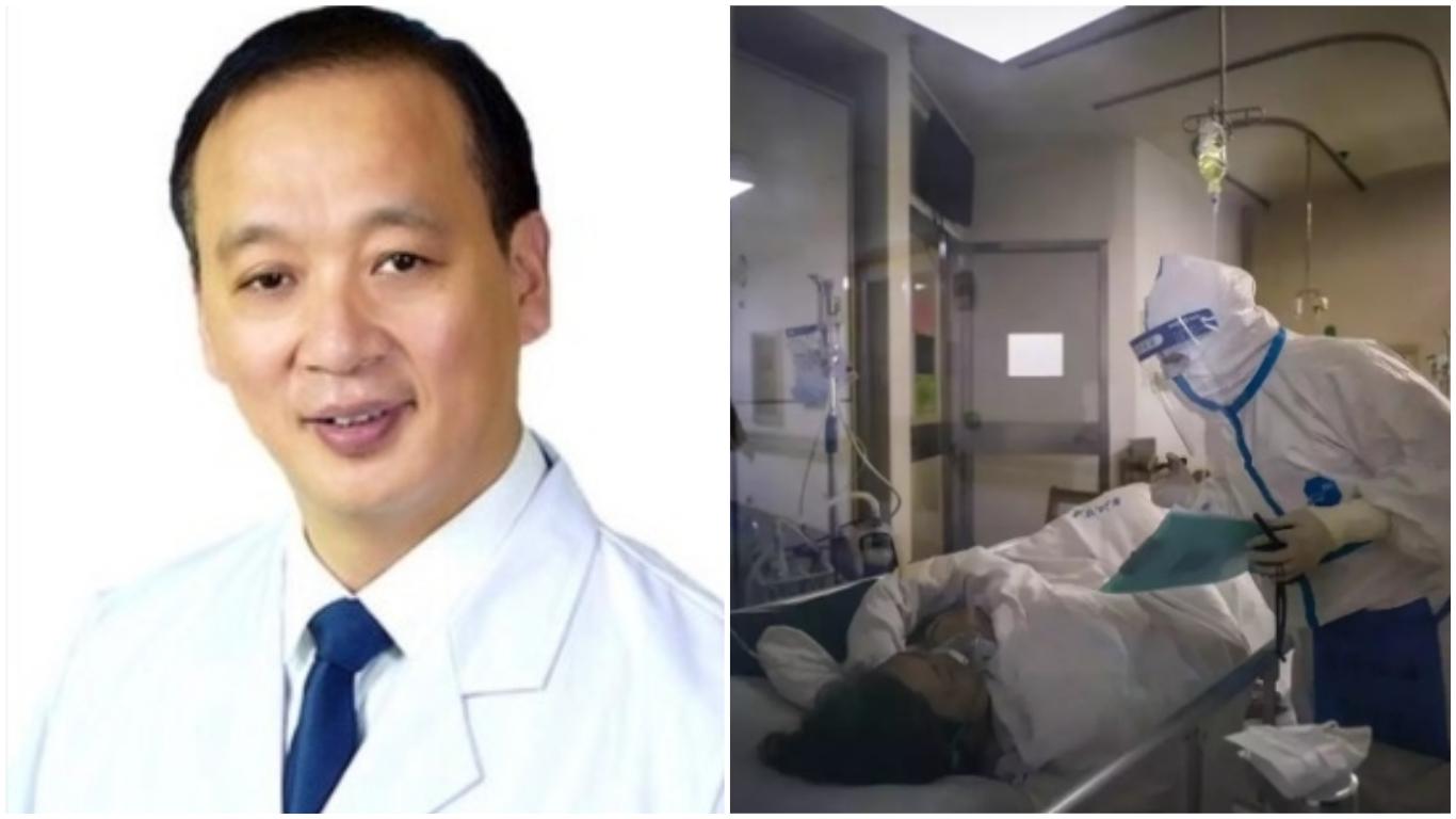 Director of Wuhan-based hospital dies of coronavirus