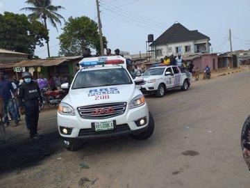 Robbers Lagos communities