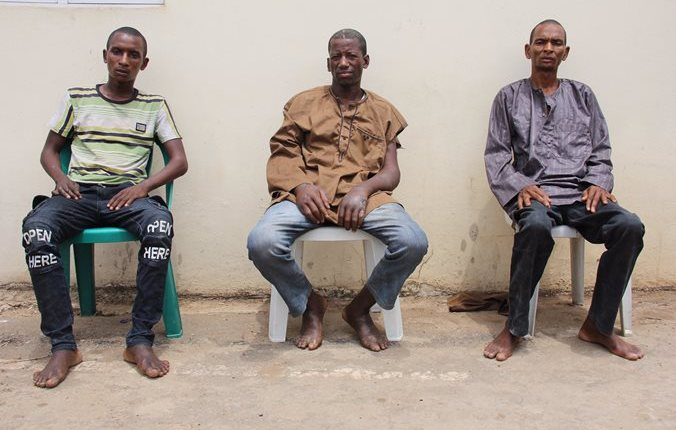 Police Catholic seminarian Kaduna