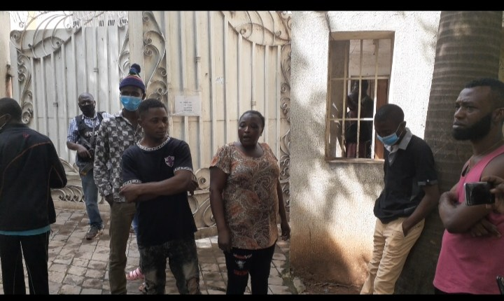 Police rescue eight Nigerians 'locked in' for four months by ...