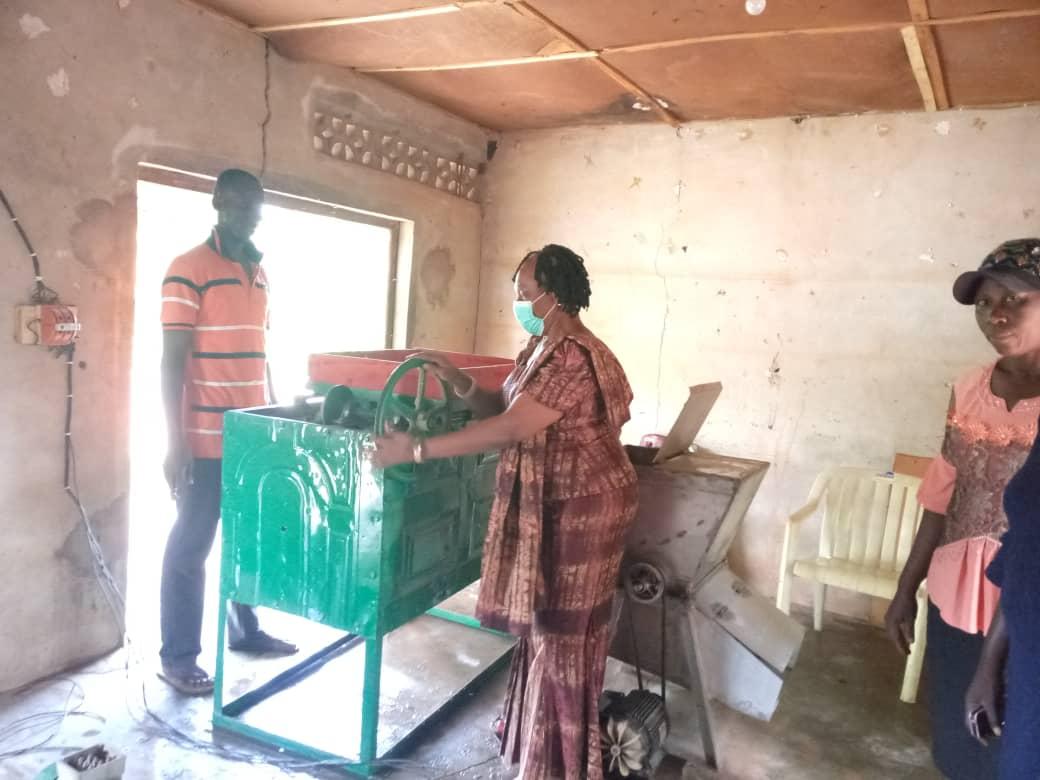 Nigeria COVID-19 farmers