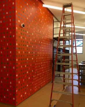 Bronx Library Custom Wall Coverings by ICL Imaging