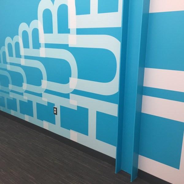 Cramer Hub Room Mural