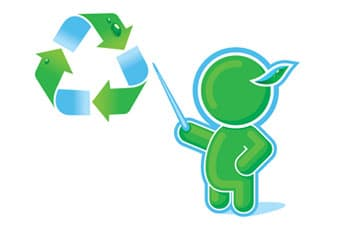 Green Initiatives ICON
