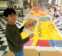 Color and Content proofing. Printed by ICL Imaging, Large Format Printing & Solutions near Boston, MA