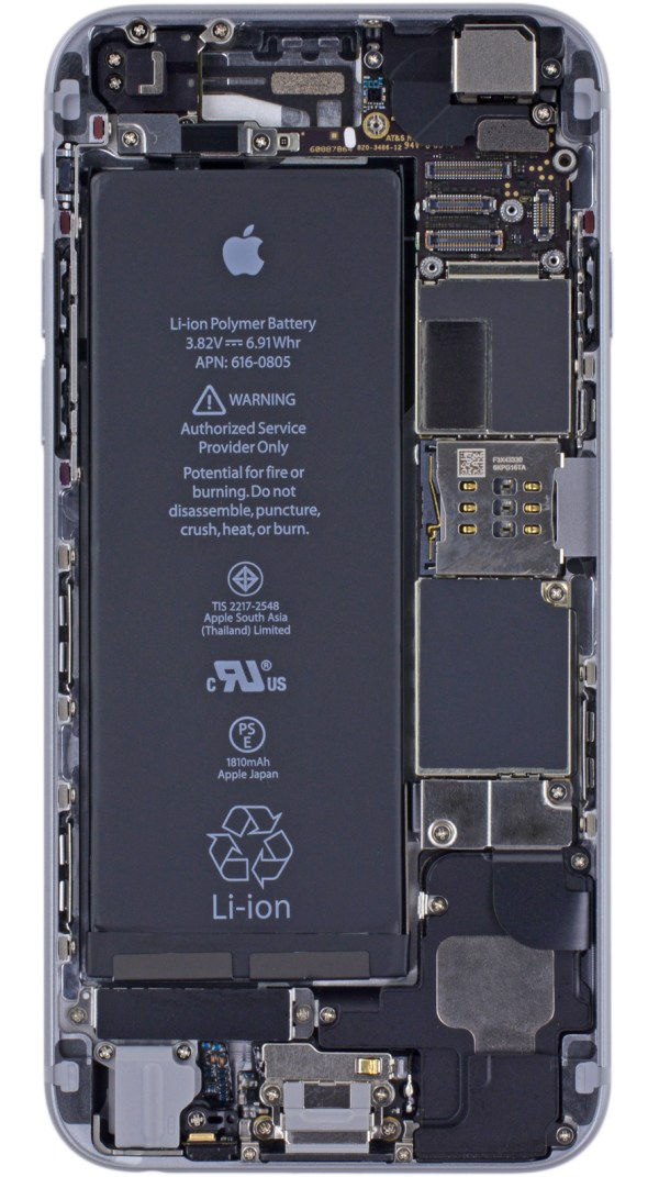 X-Ray Vision Internals Wallpaper for the iPhone 6, iPhone ...
