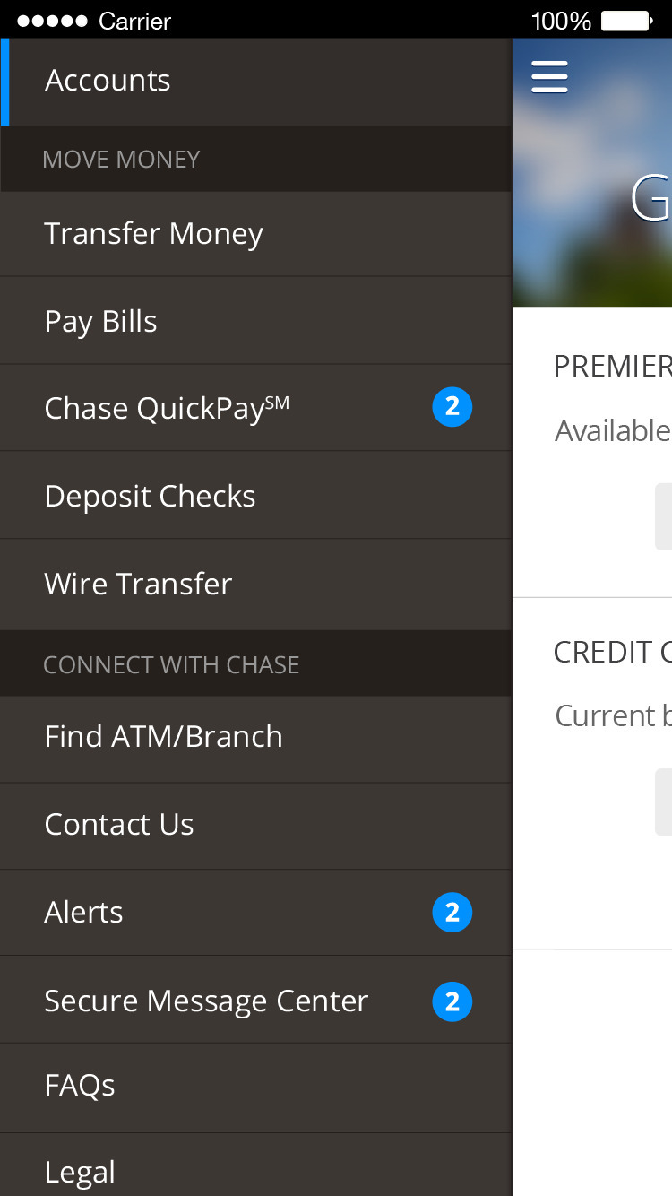 Chase Mobile App Gets Touch Id Support Iclarified