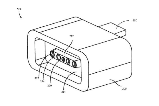 Apple Patents MagSafe to USB-C Adapter