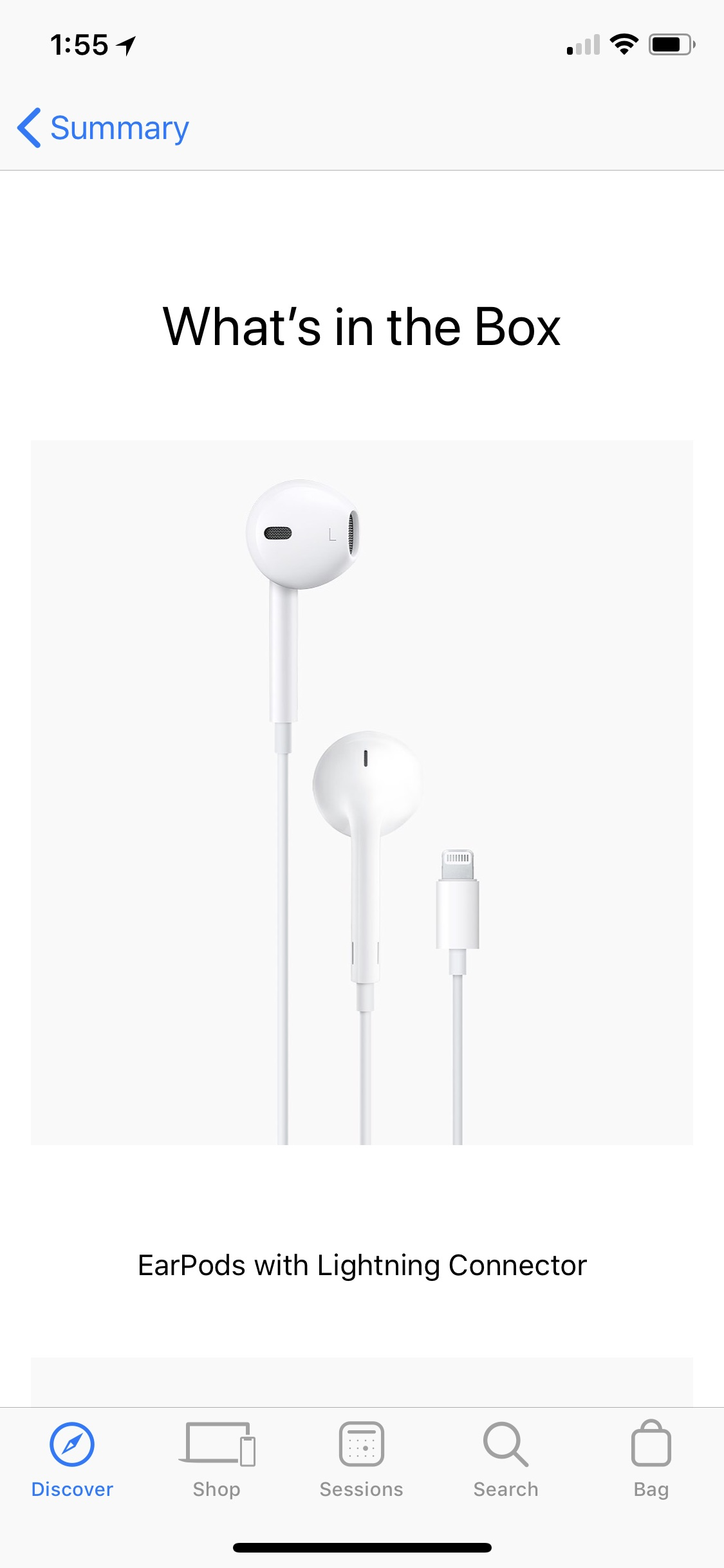 New Iphones Still Come With 5w Charger Do Not Include