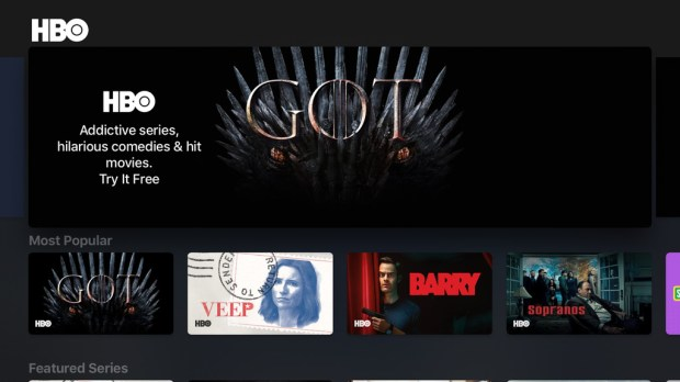 HBO Added to Apple TV Channels in Latest iOS and tvOS Betas