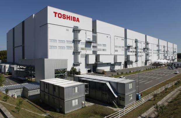 Toshiba Memory to Buy Back Shares From Apple, Dell, Others [Report]