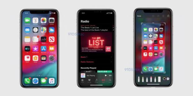 Leaked iOS 13 Screenshots Reveal Dark Mode, New Reminders App, More [Images]