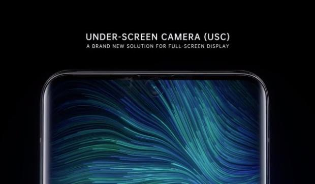Oppo Premieres 'Under-Screen' Camera Technology at Shanghai MWC19