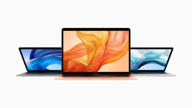 Apple Discovers Logic Board Issue With 'Very Small Number' of 2018 MacBook Airs