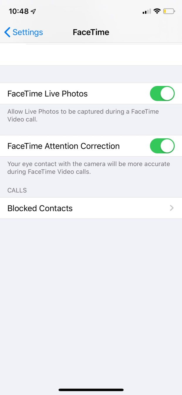 iOS 13 Beta 3 Introduces New 'FaceTime Attention Correction' Feature