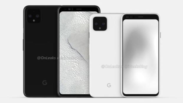 Renders Purportedly Reveal Design of Google Pixel 4 [Video]