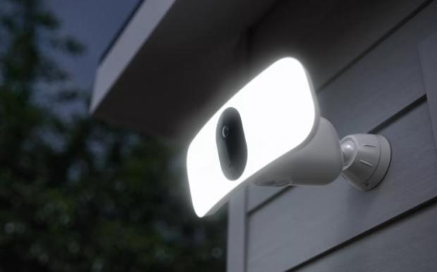 Arlo Unveils New Wire-Free Arlo Pro 3 Floodlight Camera