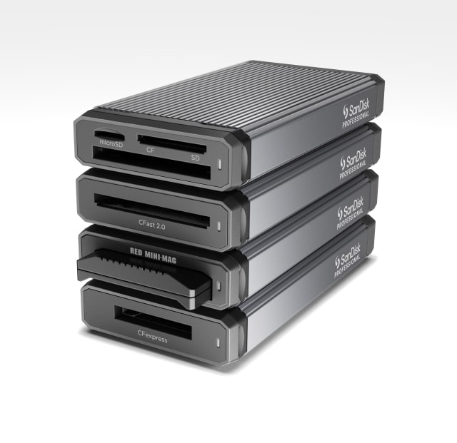 Western Digital Launches New 'SanDisk Professional' Storage Solutions