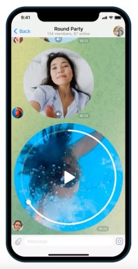 Telegram Messenger Gets Support for Video Calls With 1000 Viewers, Other Improvements