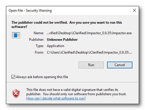 How to Jailbreak iOS 10.1.1 Using Yalu and Cydia Impactor