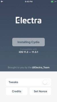 How to Jailbreak Your iPhone on iOS 11.3.1 Using Electra (Windows)