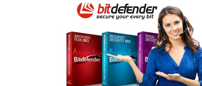 Bitdefender Technical Support