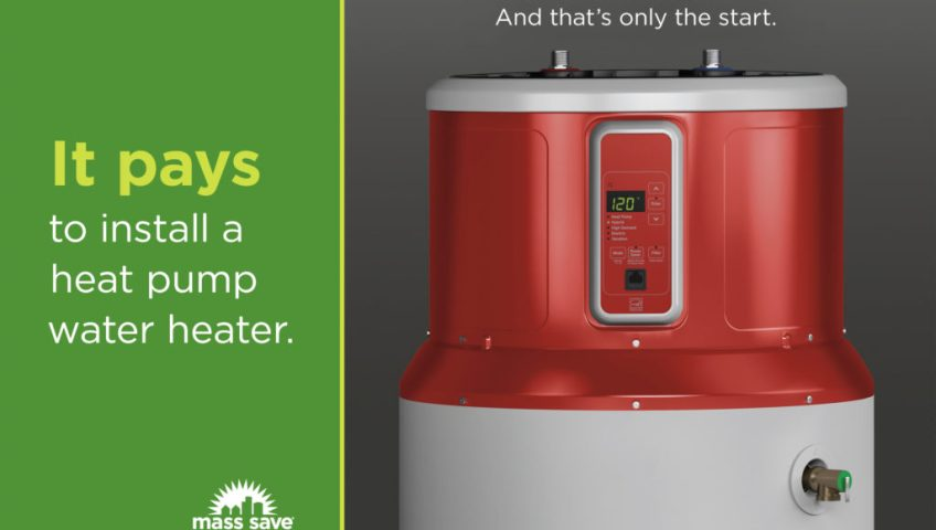 Heating Rebates from Mass Save