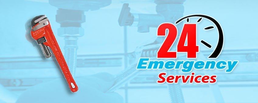 Trust Us for Emergency Plumbing Services