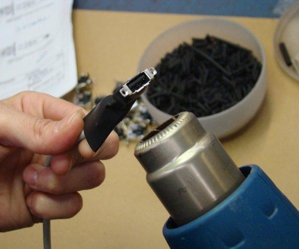 producción de cableado a medida
