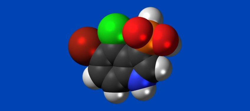 bromo, cloro, fosfato